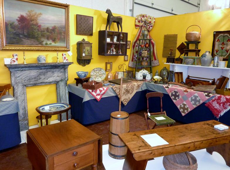 The Rock Step Antiques